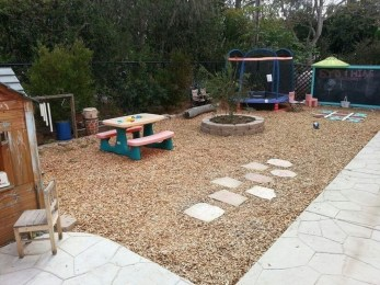 Wonderful Diy Playground Project Ideas For Backyard Landscaping22