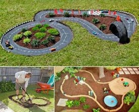 Wonderful Diy Playground Project Ideas For Backyard Landscaping29