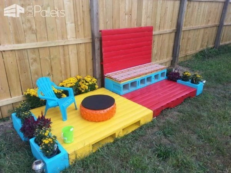 Wonderful Diy Playground Project Ideas For Backyard Landscaping42
