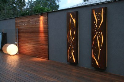 Beautiful Light Design Ideas For Garden35