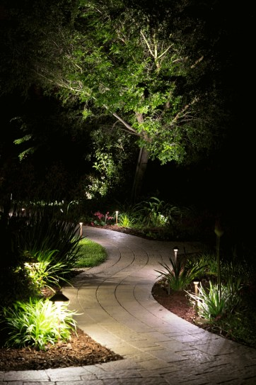 Beautiful Light Design Ideas For Garden36