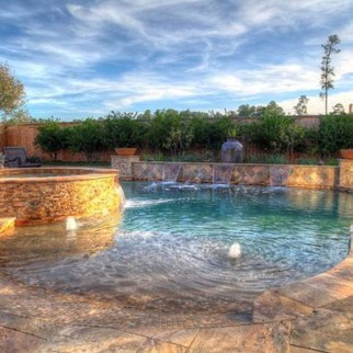 Comfy Mediterranean Swimming Pool Designs Ideas37