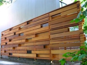 Inspiring Privacy Fence Ideas19