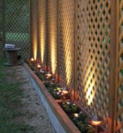 Inspiring Privacy Fence Ideas30