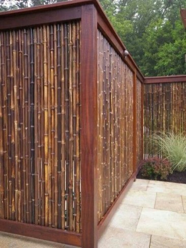 Inspiring Privacy Fence Ideas33