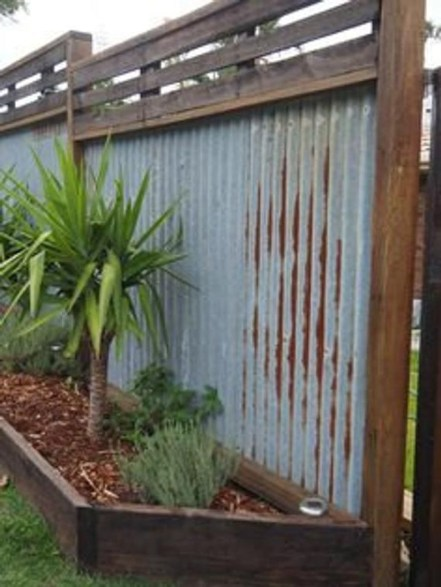 Inspiring Privacy Fence Ideas38