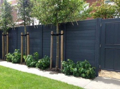 Inspiring Privacy Fence Ideas44