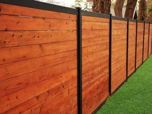 Inspiring Privacy Fence Ideas48