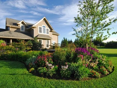 Pretty Landscaping Ideas For Holiday26