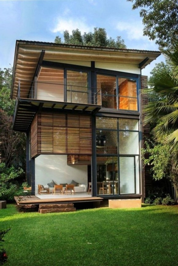 Pretty Small House Design Architecture Ideas15
