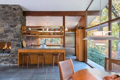 Relaxing Midcentury Decorating Ideas For Kitchen02
