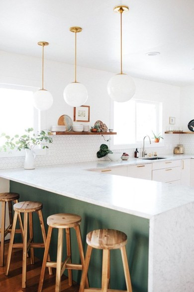Relaxing Midcentury Decorating Ideas For Kitchen05