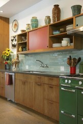Relaxing Midcentury Decorating Ideas For Kitchen22