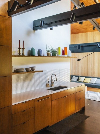 Relaxing Midcentury Decorating Ideas For Kitchen31