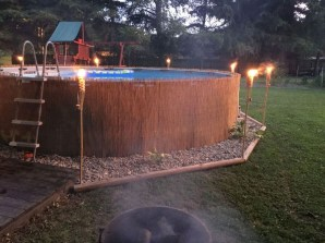 Affordable Ground Pool Landscaping Ideas03