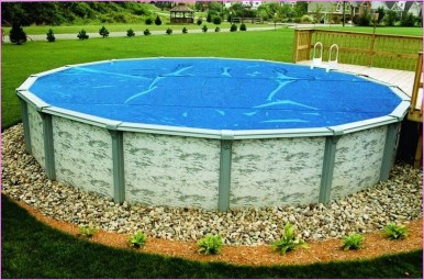 Affordable Ground Pool Landscaping Ideas10
