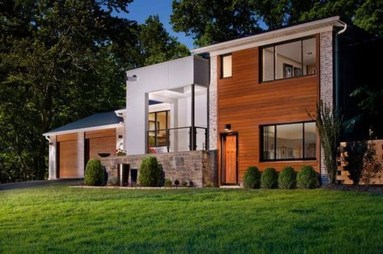 Creative Contemporary Design Ideas For Home Exterior23