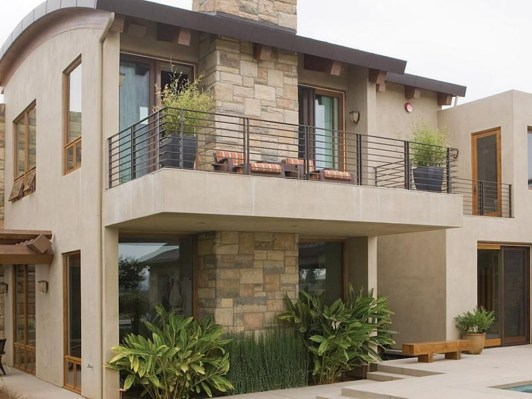 Creative Contemporary Design Ideas For Home Exterior39
