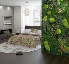 Cute Living Wall Décor Ideas For Indoor And Outdoor40