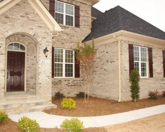 Elegant Brick Exterior Designs Ideas24