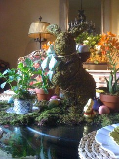 Fascinating Easter Holiday Decoration Ideas For Home09