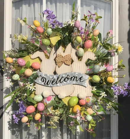 Fascinating Easter Holiday Decoration Ideas For Home10