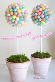 Fascinating Easter Holiday Decoration Ideas For Home18
