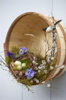 Fascinating Easter Holiday Decoration Ideas For Home35