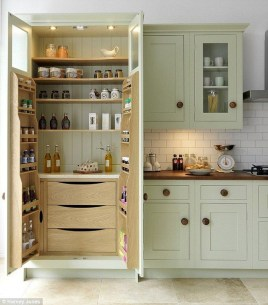 Luxury Kitchen Storage Ideas To Save Your Space02