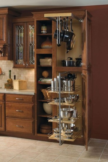 Luxury Kitchen Storage Ideas To Save Your Space42