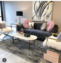 Perfect Apartment Living Room Decor Ideas On A Budget12