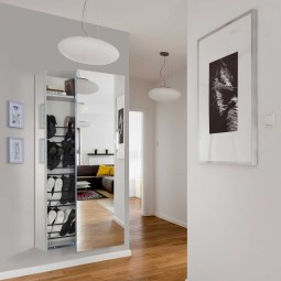Relaxing Mirror Designs Ideas For Hallway05