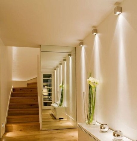Relaxing Mirror Designs Ideas For Hallway11