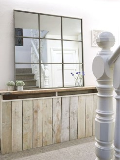 Relaxing Mirror Designs Ideas For Hallway15
