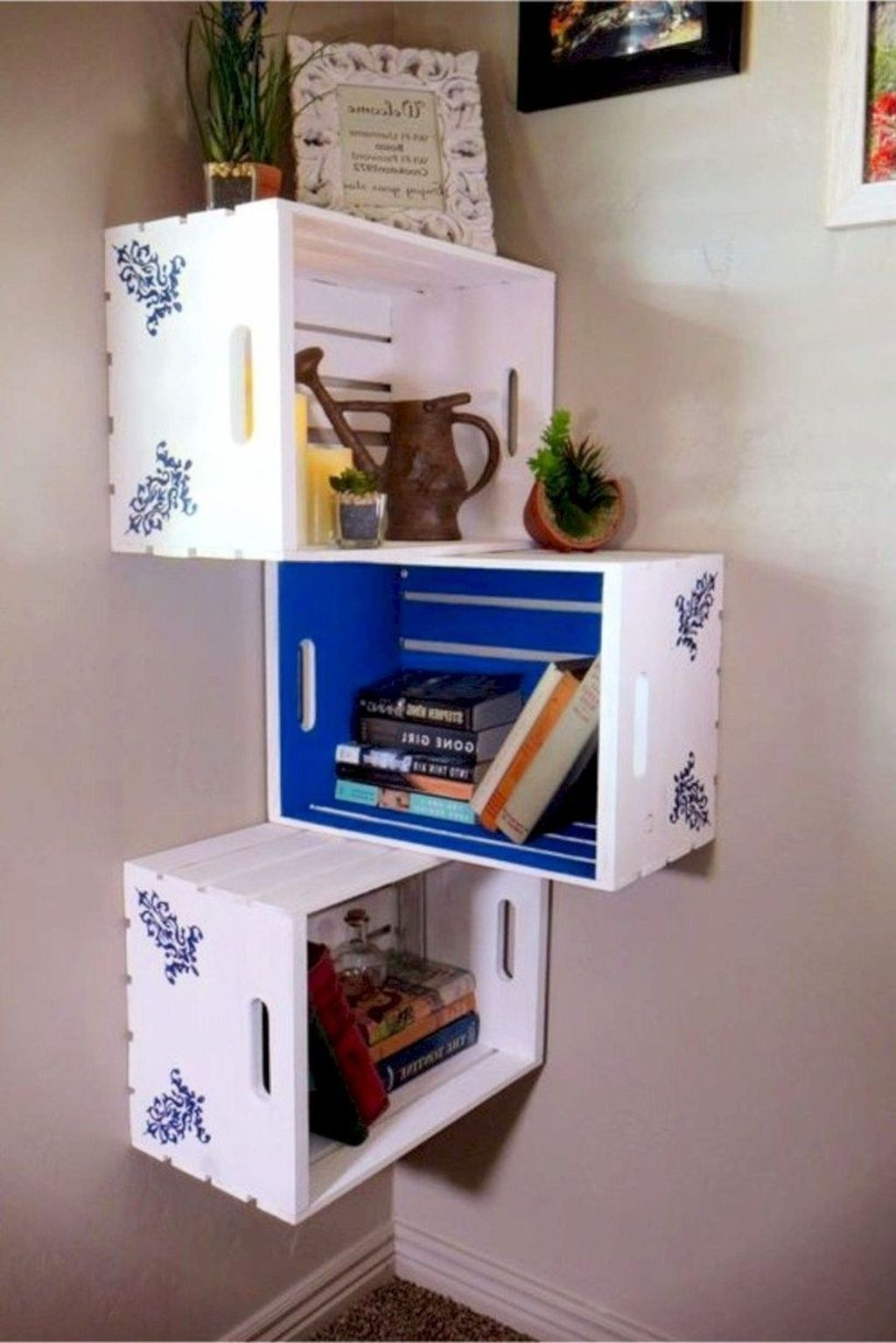Stylish Storage Design Ideas For Small Spaces11