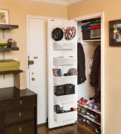Stylish Storage Design Ideas For Small Spaces23