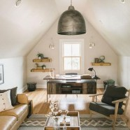 Unusual Attic Room Design Ideas09