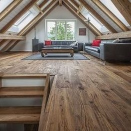 Unusual Attic Room Design Ideas31