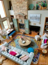 Affordable Family Room Décor Ideas For Your Family16