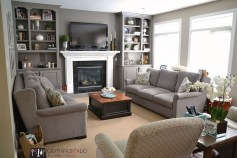 Affordable Family Room Décor Ideas For Your Family28