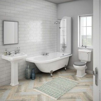 Charming Traditional Bathroom Decoration Ideas Just Like This02
