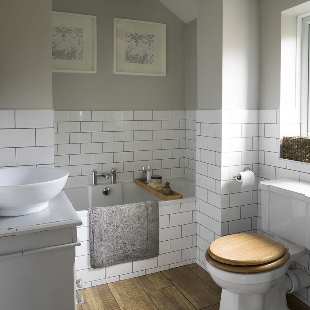Charming Traditional Bathroom Decoration Ideas Just Like This17