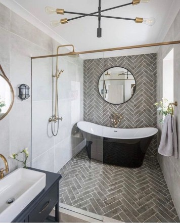 Charming Traditional Bathroom Decoration Ideas Just Like This21