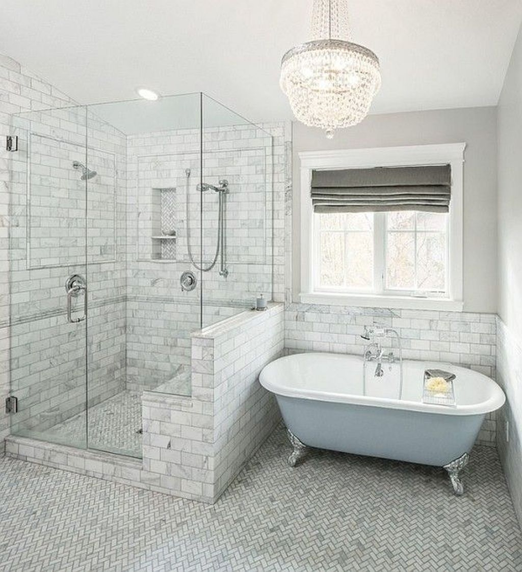 Charming Traditional Bathroom Decoration Ideas Just Like This28