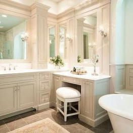 Charming Traditional Bathroom Decoration Ideas Just Like This41