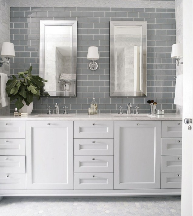 Charming Traditional Bathroom Decoration Ideas Just Like This45