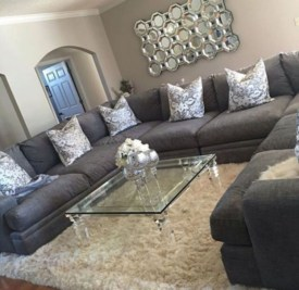 Comfortable Sutton U Shaped Sectional Ideas For Living Room03