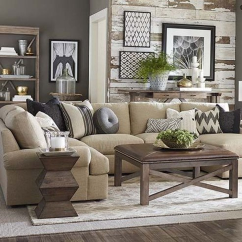 Comfortable Sutton U Shaped Sectional Ideas For Living Room13