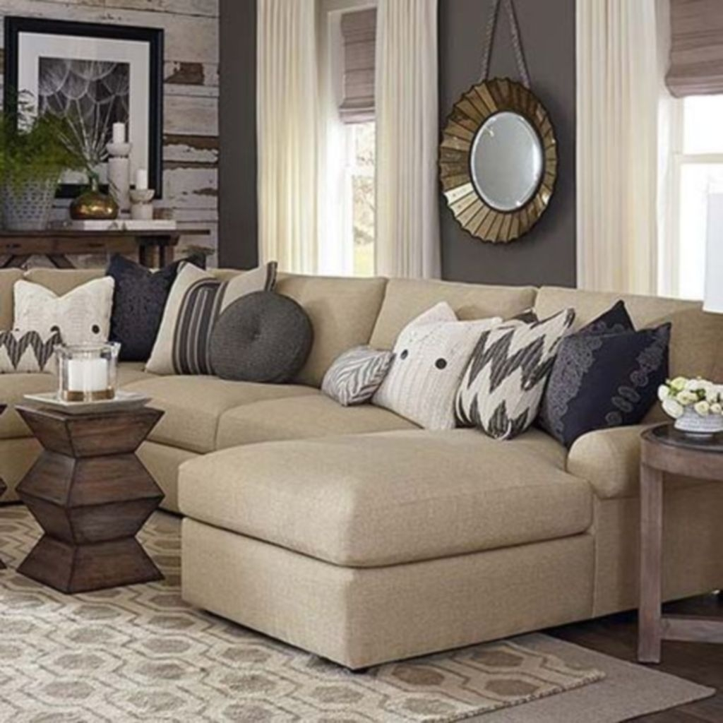 Comfortable Sutton U Shaped Sectional Ideas For Living Room30