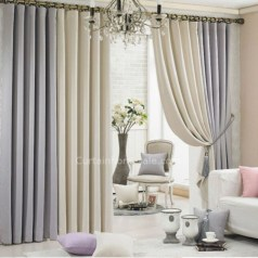 Cool Curtain Ideas For Living Room04